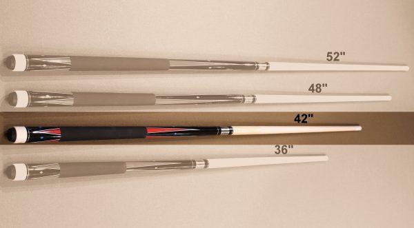 Premium 42 inch short cue