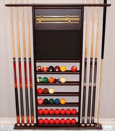 Deluxe Combination 8 Cue Ball Chalkboard Amp Scoreboard