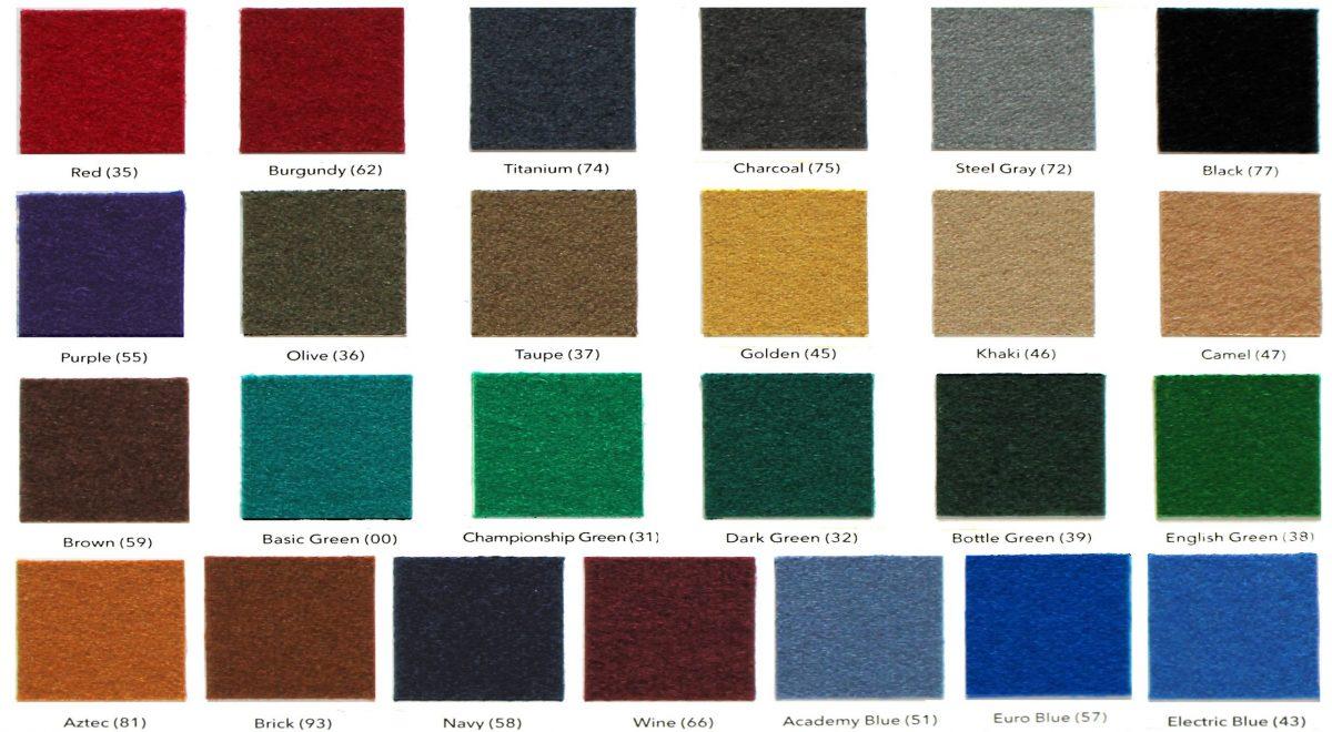 Cloth Colour Selection